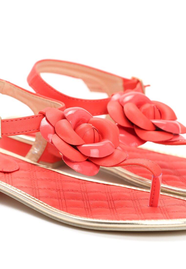 Czerwone Sandaly Splendid
