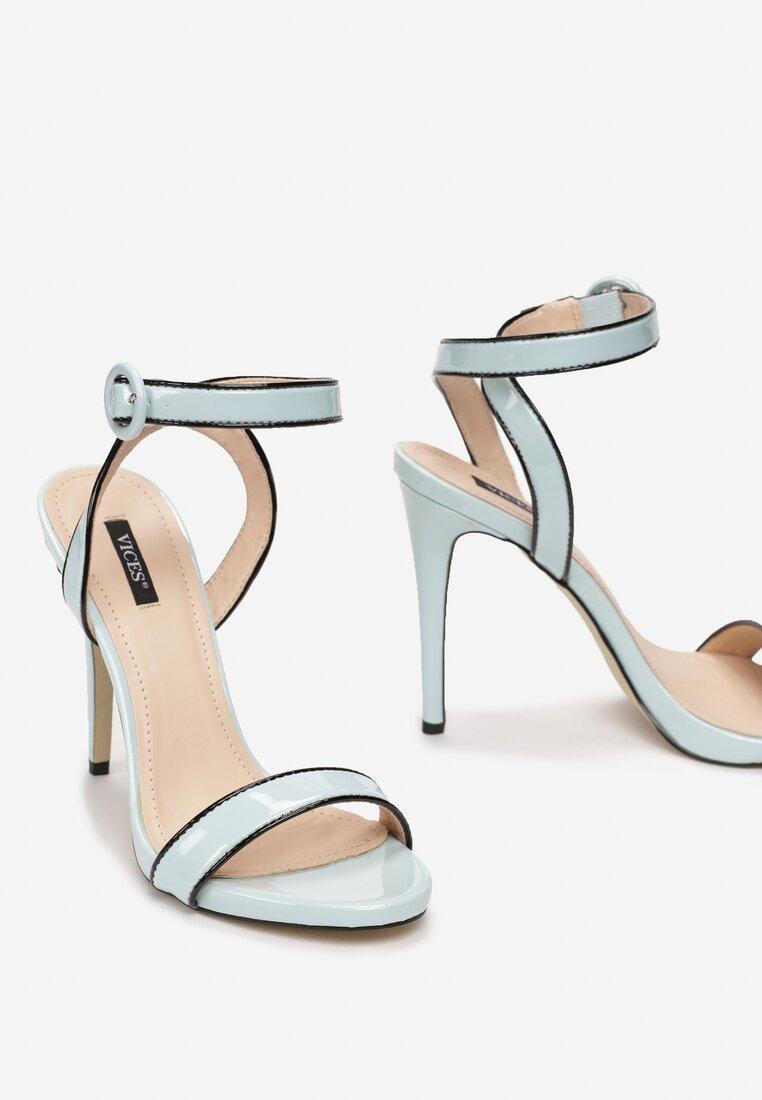 Niebieskie Sandały Stinger