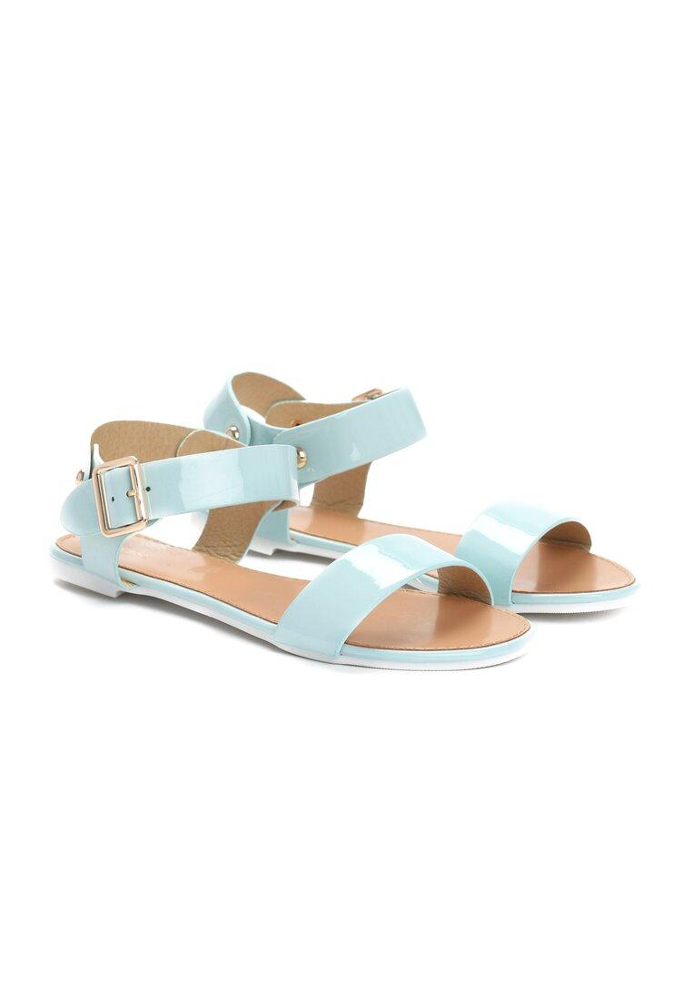Niebieskie Sandały Now or Never