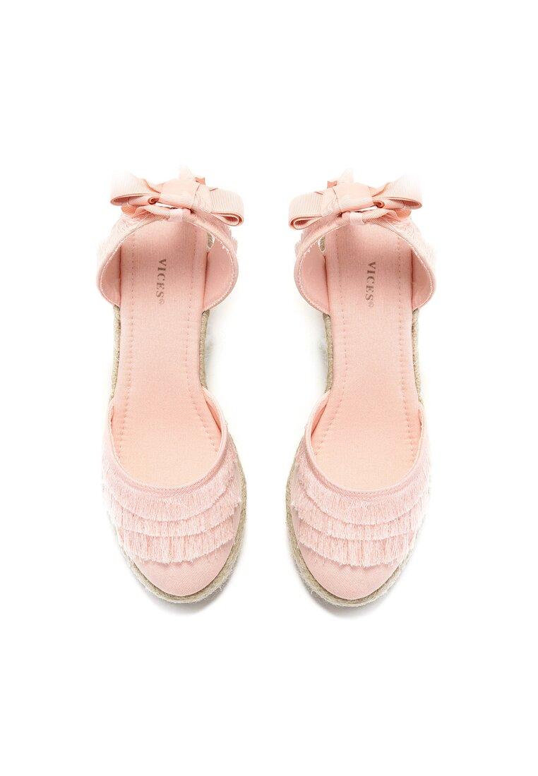 Różowe Sandały Starships