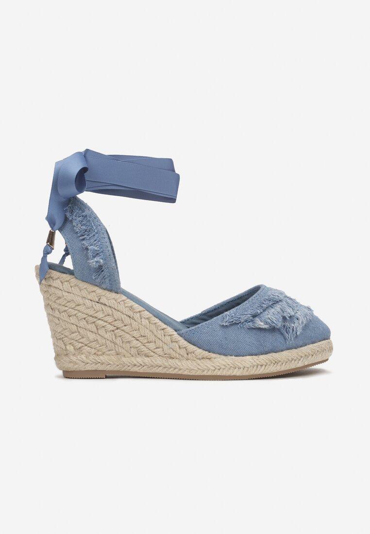 Niebieskie Sandały Starships