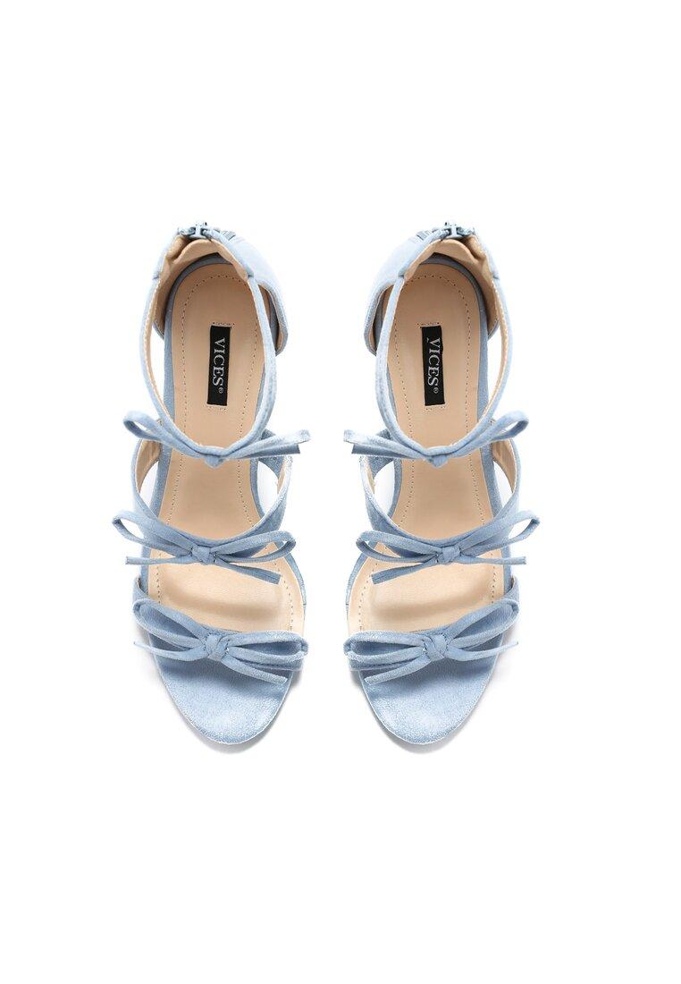 Błękitne Sandały Lumos