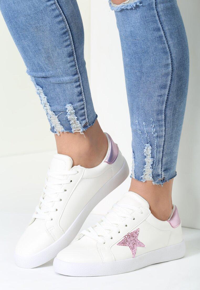 Różowe Buty Sportowe Huge Star