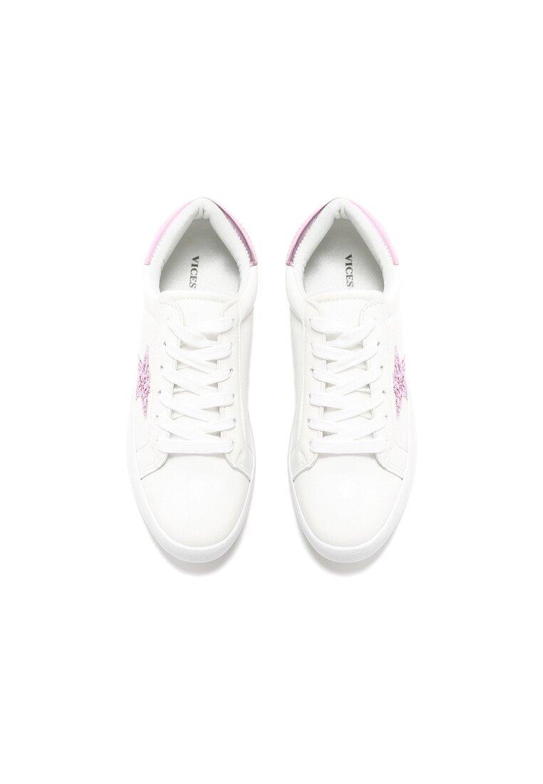 Różowe Buty Sportowe By Memorizing