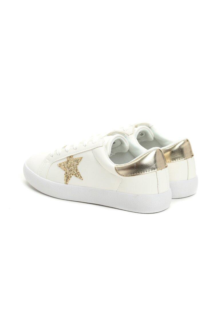 Złote Buty Sportowe Huge Star