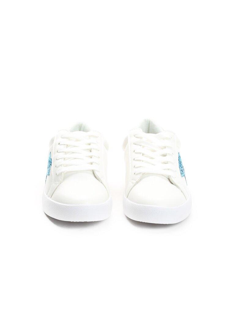 Niebieskie Buty Sportowe By Memorizing