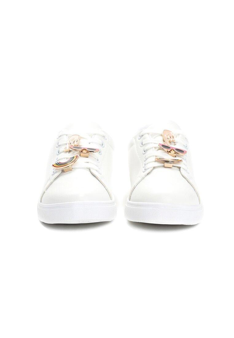 Białe Buty Sportowe Sweet Tolerance