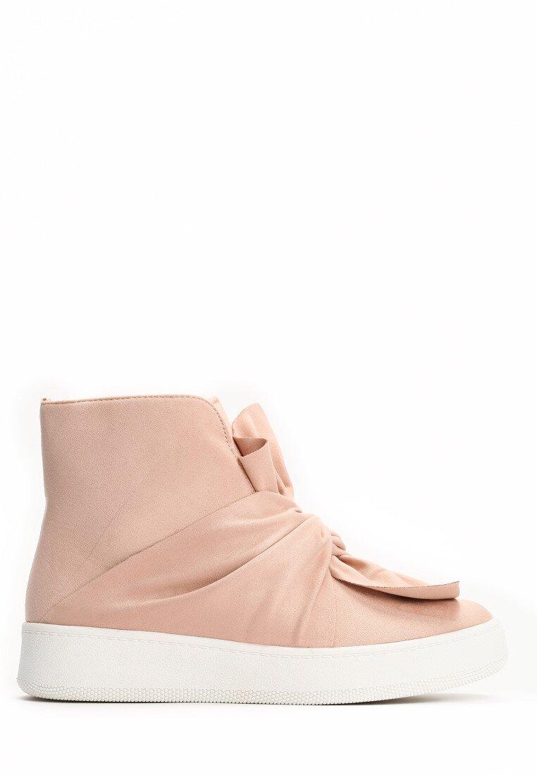 Różowe Sneakersy Amazing Mad