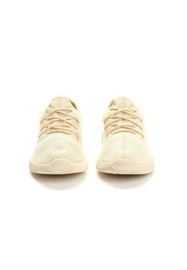 Beżowe Buty Sportowe Smell Of Earth