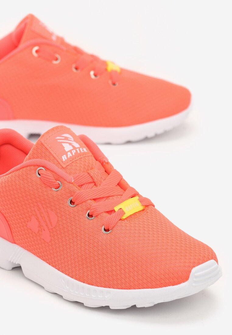 Pomarańczowe Buty Sportowe Kagill