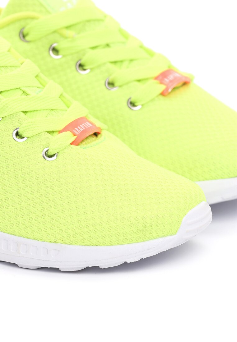 Żółte Buty Sportowe Gracefull Ed