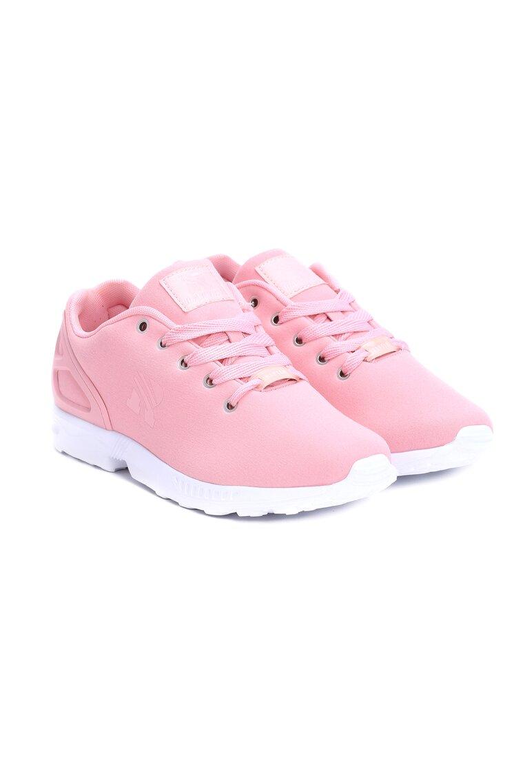 Różowe Buty Sportowe Oris