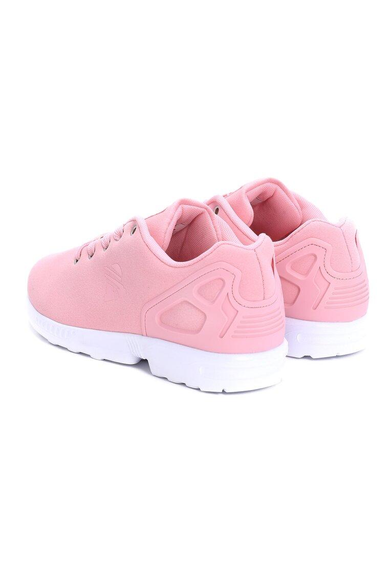 Różowe Buty Sportowe Lithe
