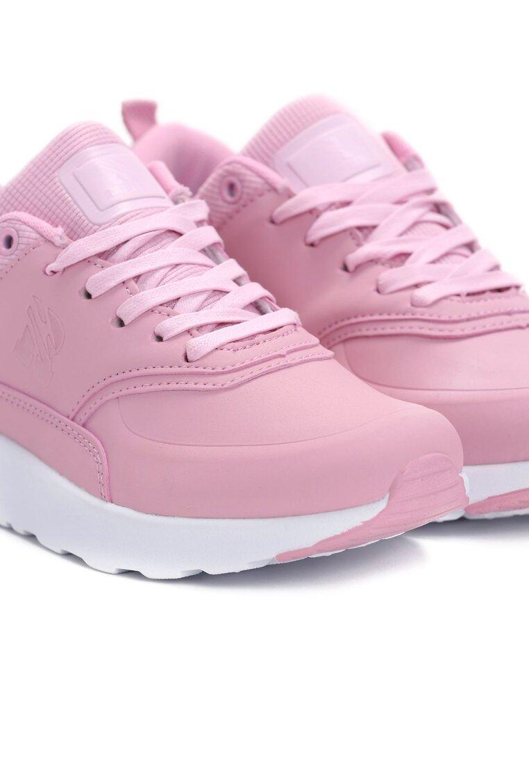 Różowe Buty Sportowe Ivens
