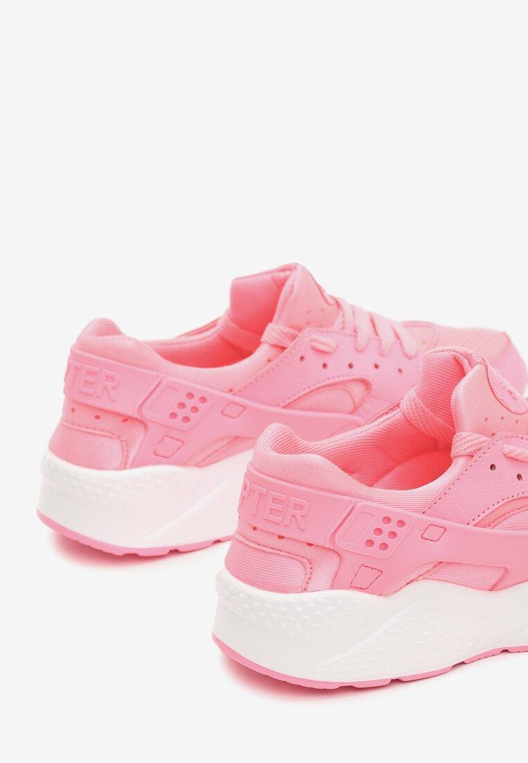 Różowe Buty Sportowe Flexible