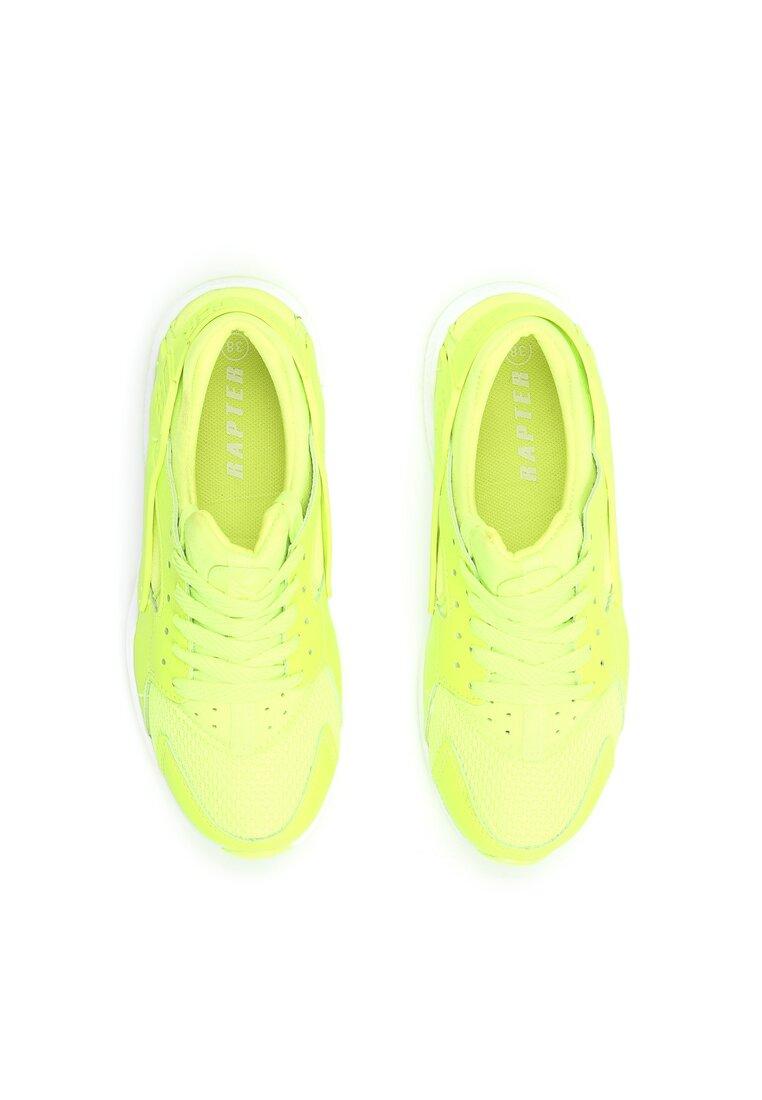 Neonowe Buty Sportowe Flexible