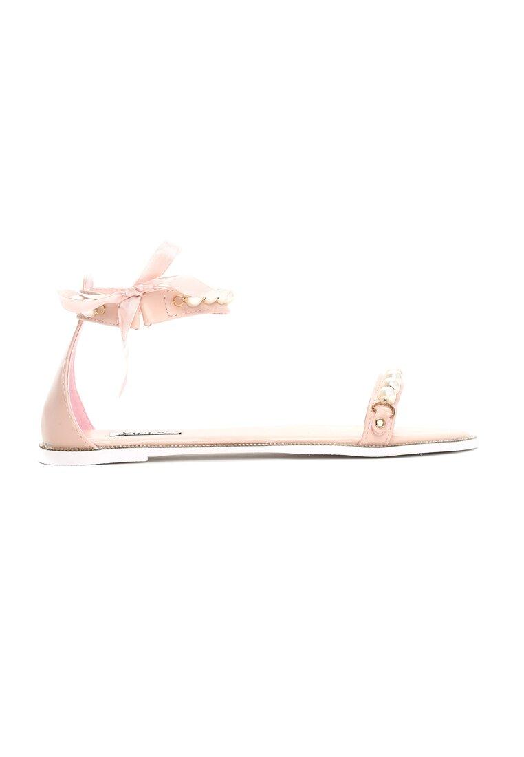 Różowe Sandały As A Rule
