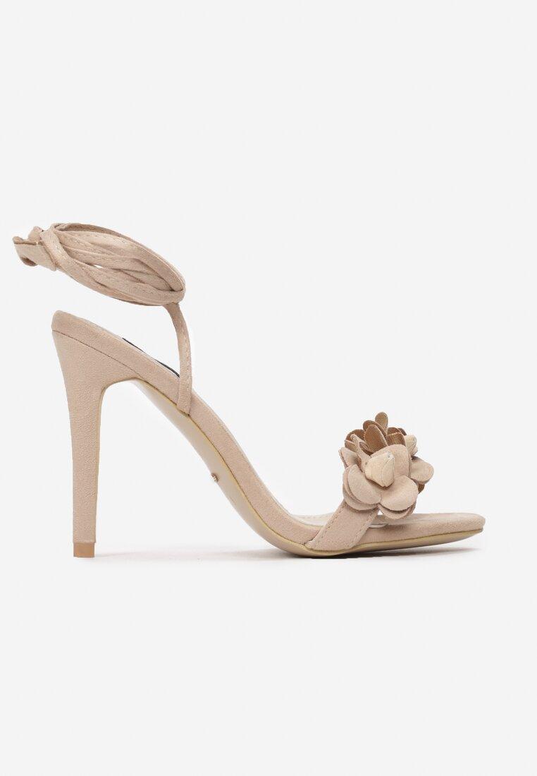 Beżowe Sandały Celly