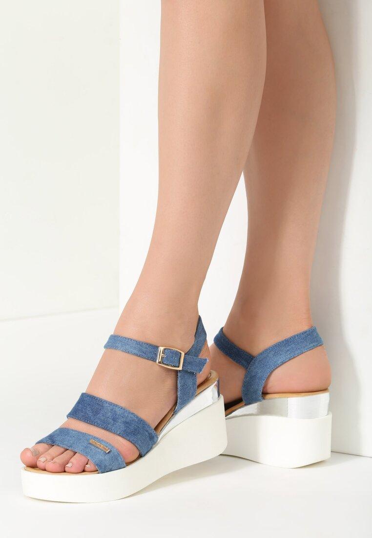 Niebieskie Sandały Have Fun
