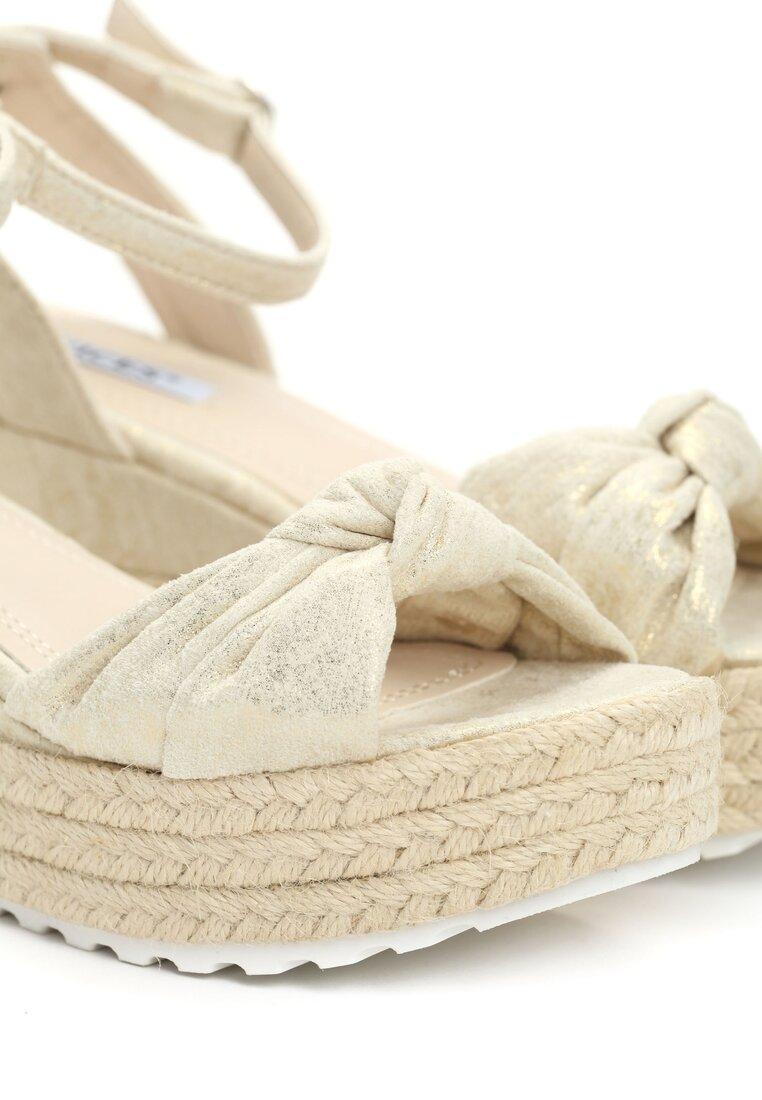 Beżowe Sandały Madness
