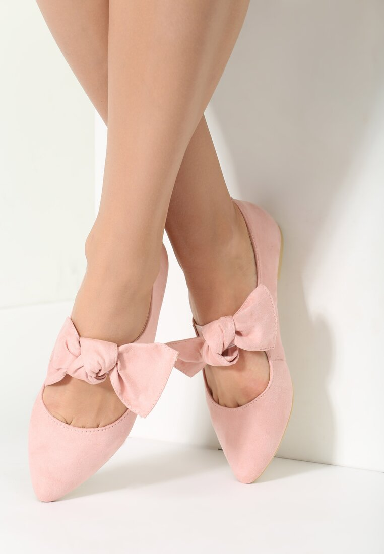 Różowe Baleriny Ageri