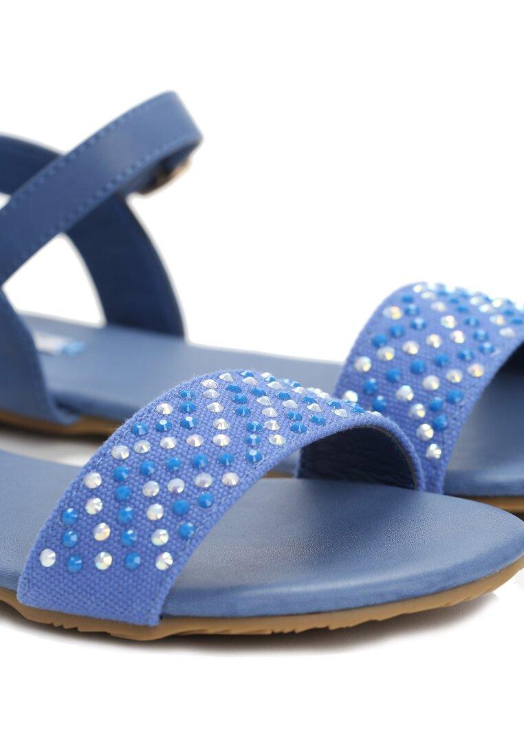 Niebieskie Sandały Uplifted