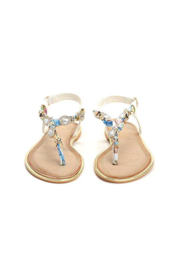 Białe Sandały Dizzle