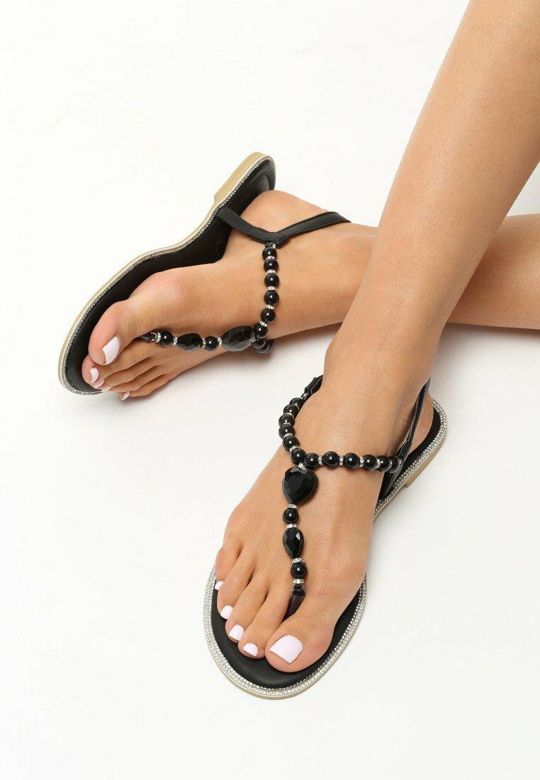 Czarne Sandały Only One Girl