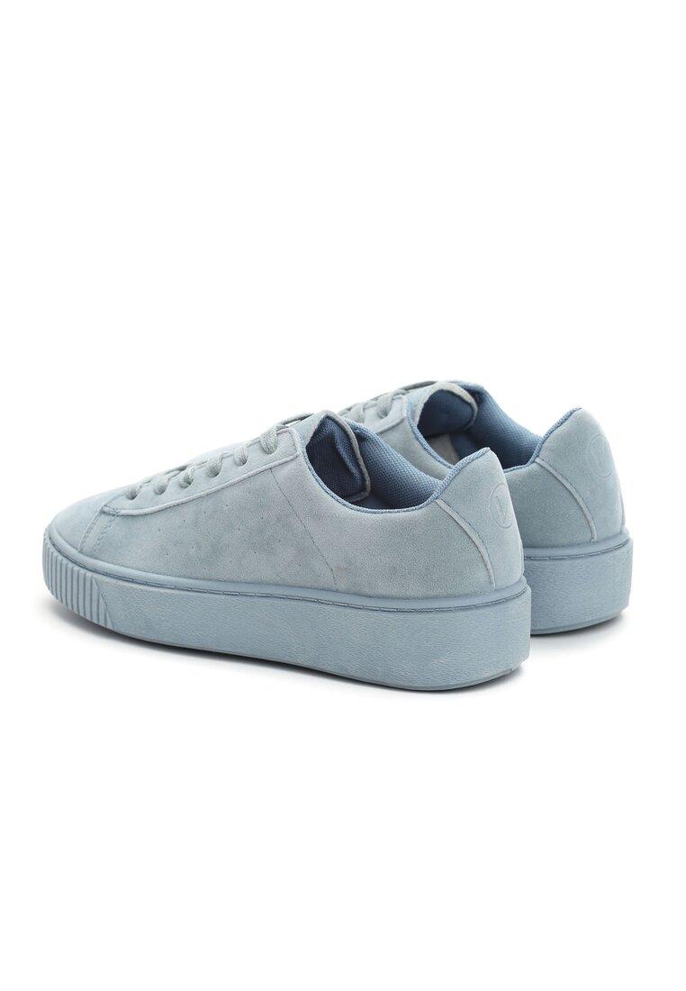 Niebieskie Creepersy Lapos