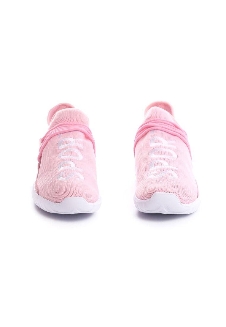 Różowe Buty Sportowe Talk To Cat