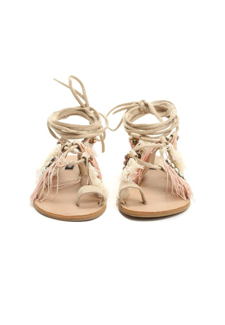 Różowe Sandały Dreamed Utopia