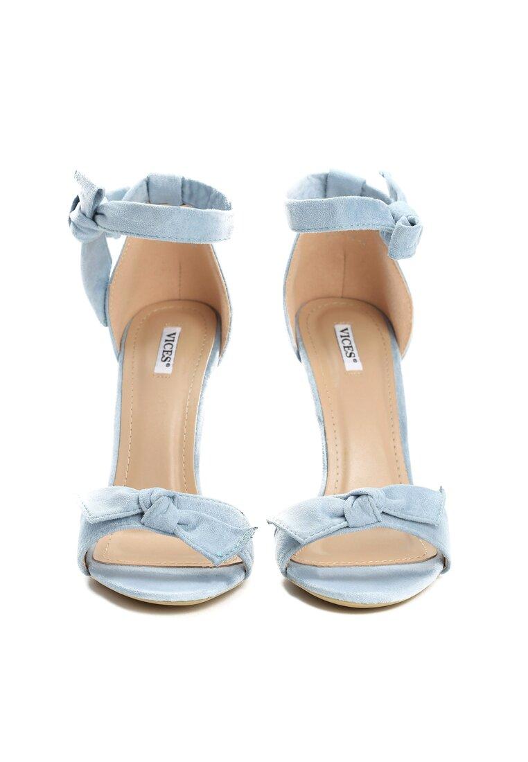 Niebieskie Sandały Lietta