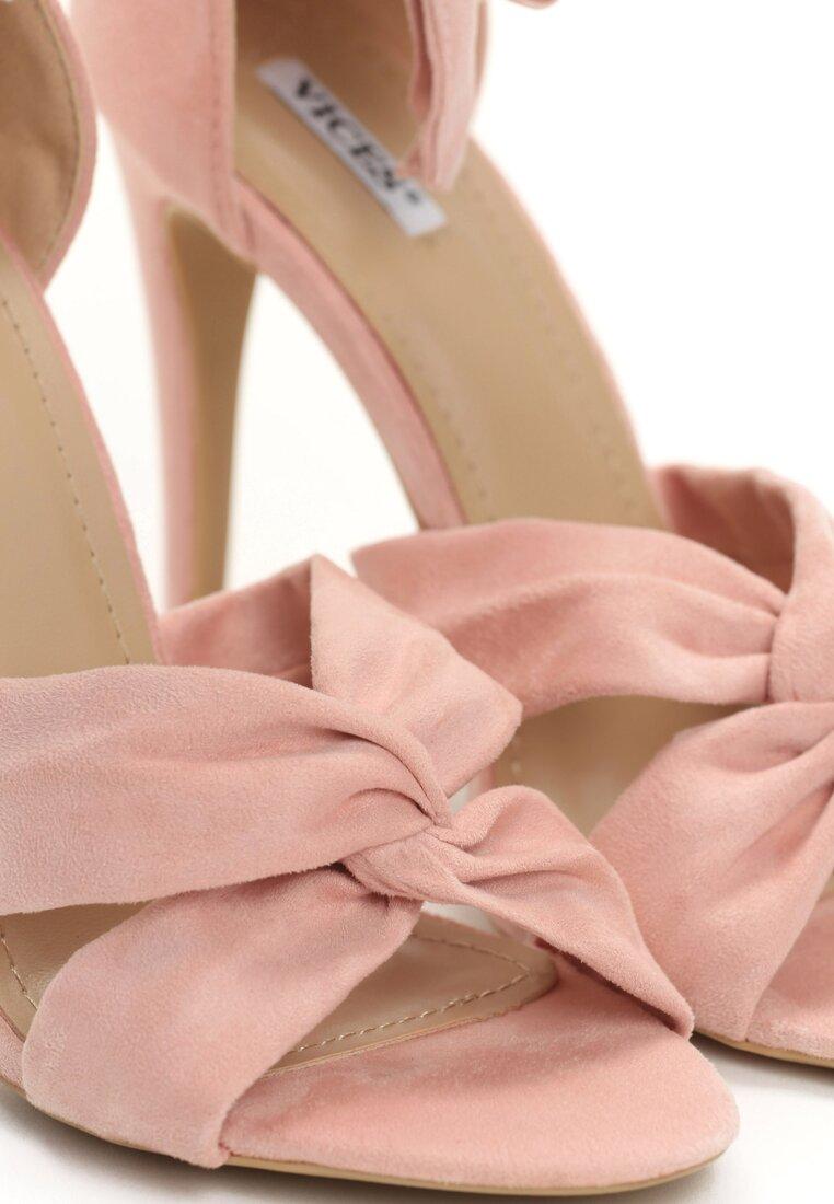 Różowe Sandały Why Not
