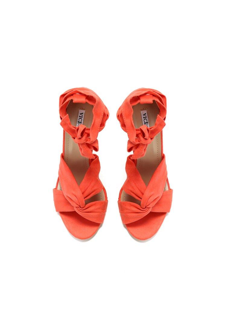 Koralowe Sandały Why Not