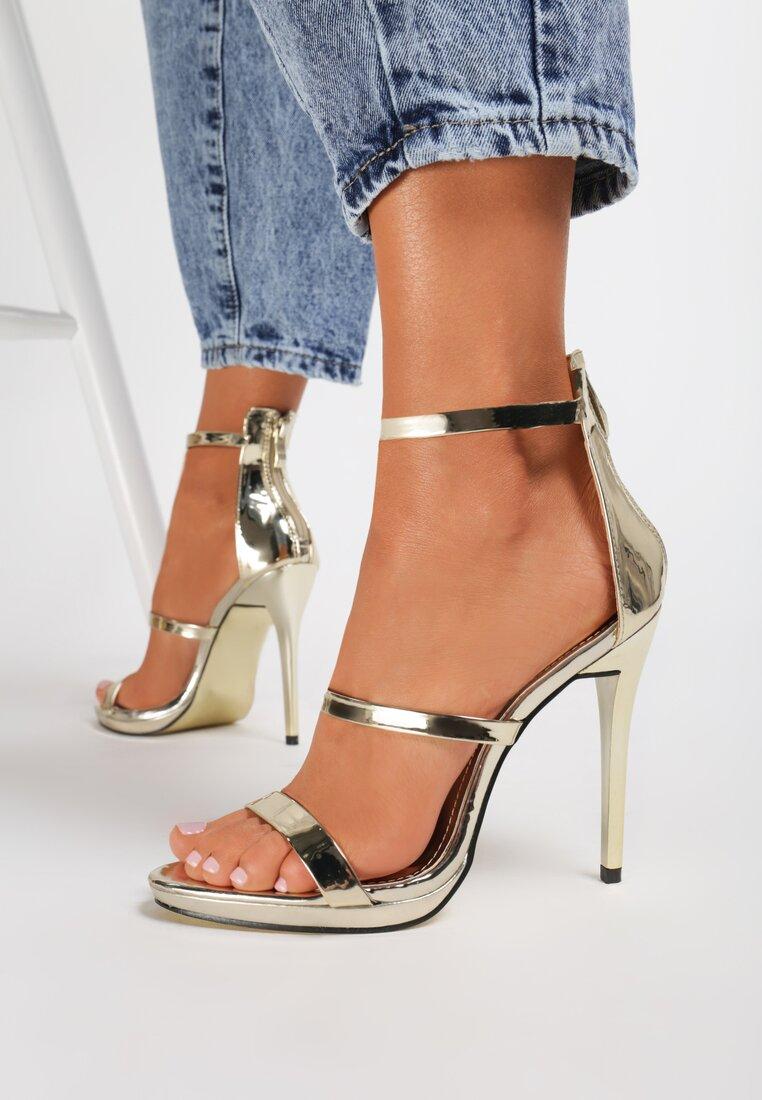 Złote Sandały Tattersall