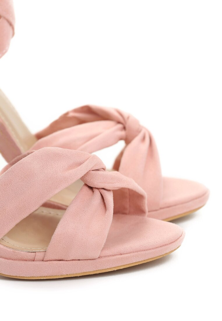 Różowe Sandały Dancing Queen