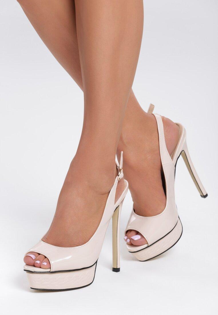 Beżowe Sandały My Way