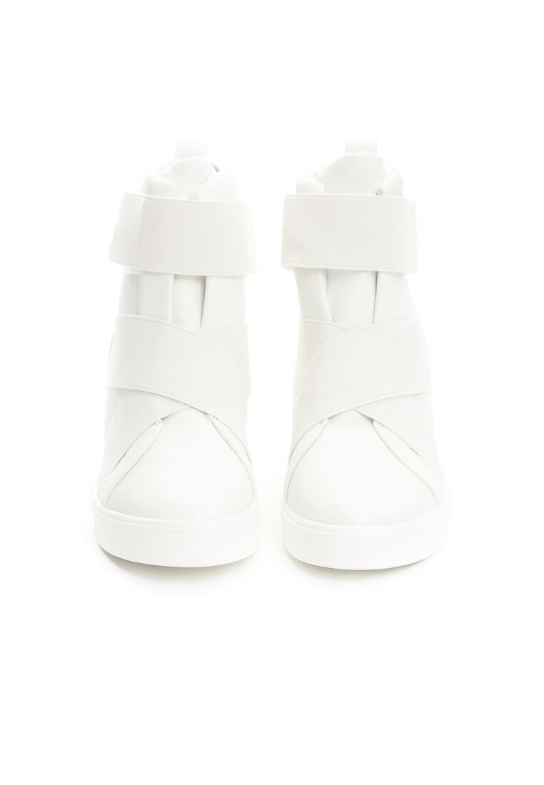 Białe Sneakersy Ginger