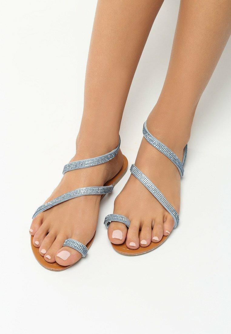 Niebieskie Sandały Nevertheless