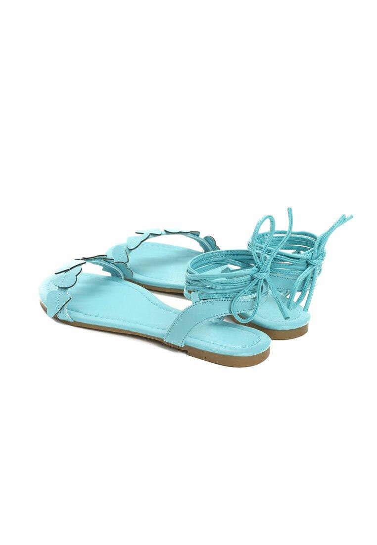 Niebieskie Sandały Essence of Love
