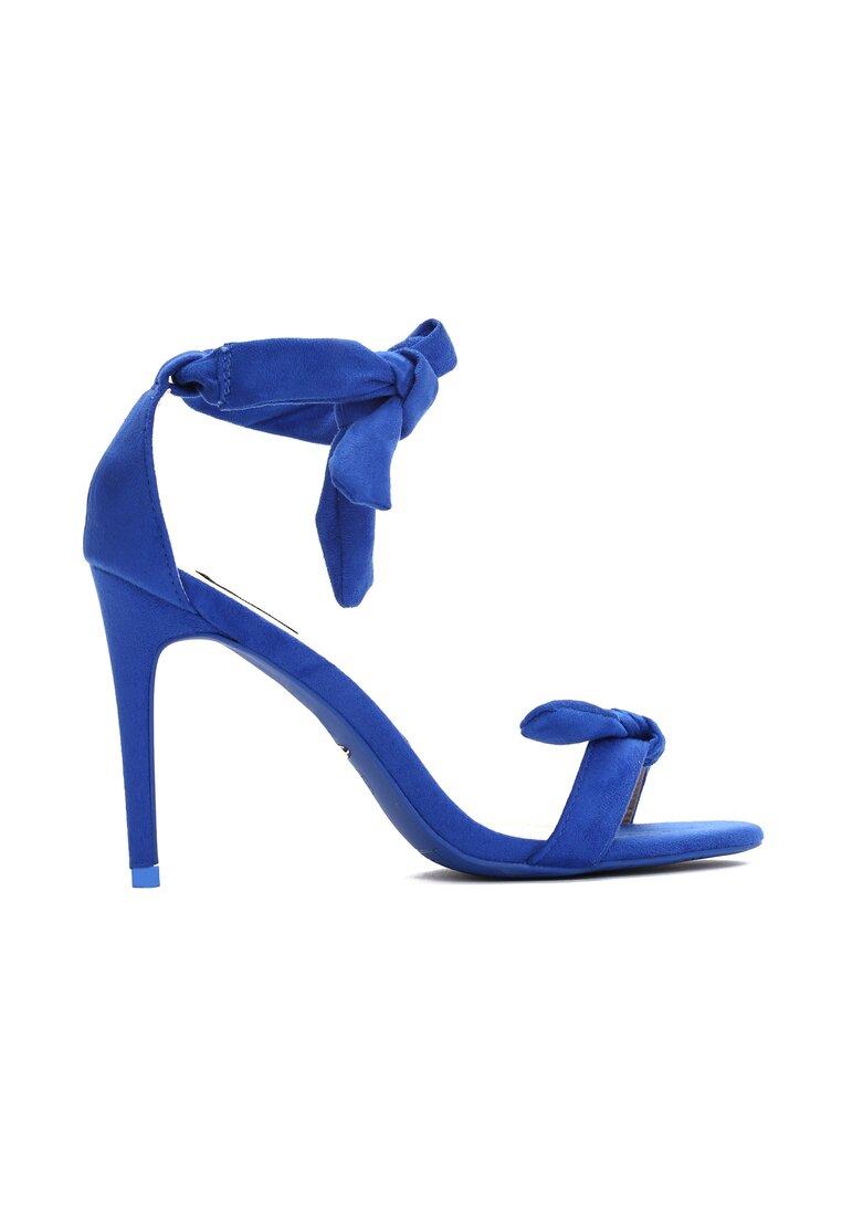 Kobaltowe Sandały Evelia