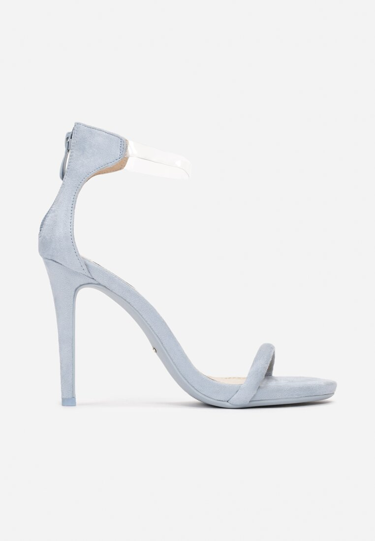 Niebieskie Sandały Ad Hoc