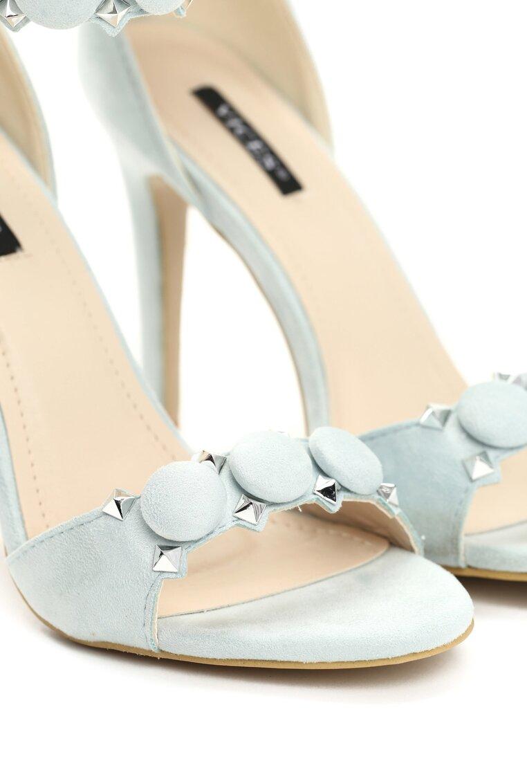 Niebieskie Sandały Dovile