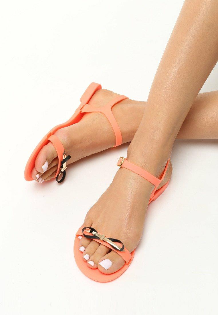 Różowe Sandały Obsession
