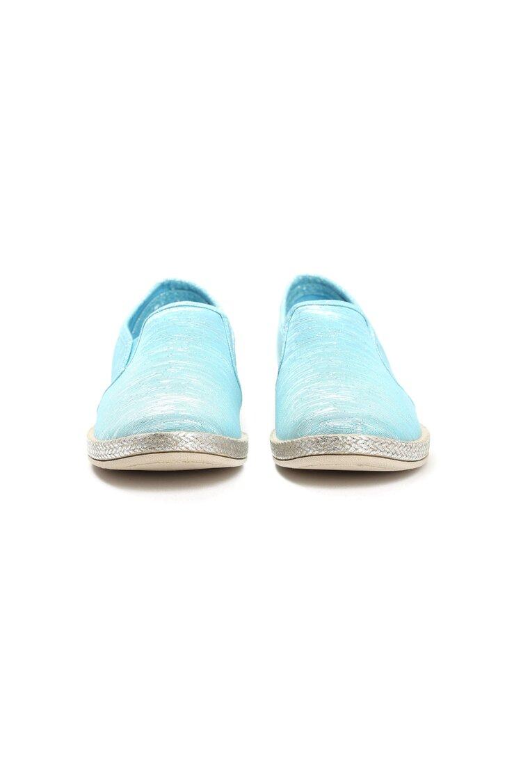 Niebieskie Espadryle Cold N Hot