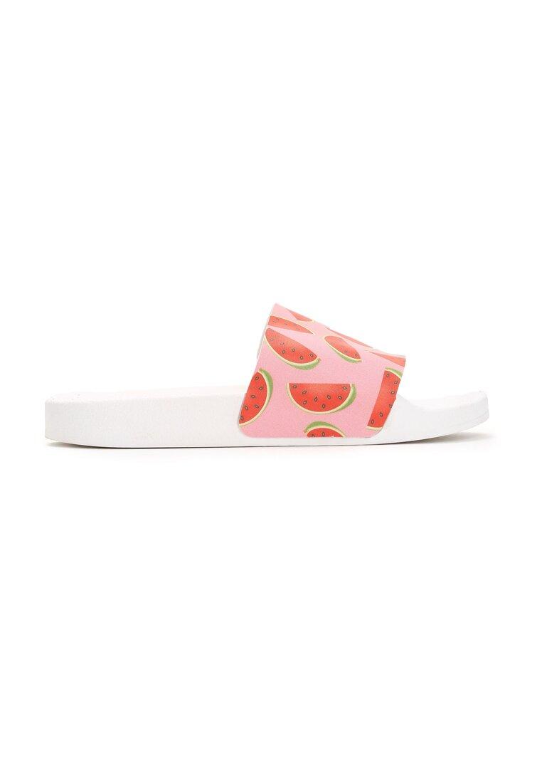 Różowe Klapki Watermelon