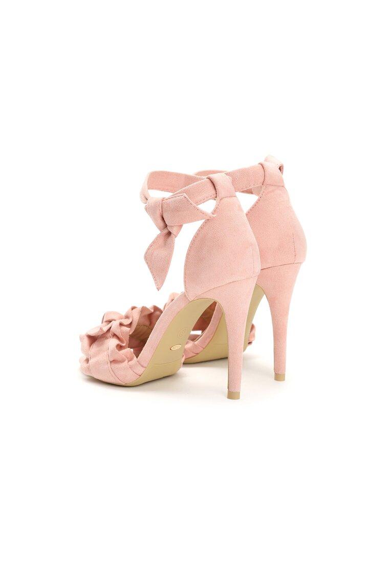 Różowe Sandały Summer Trip