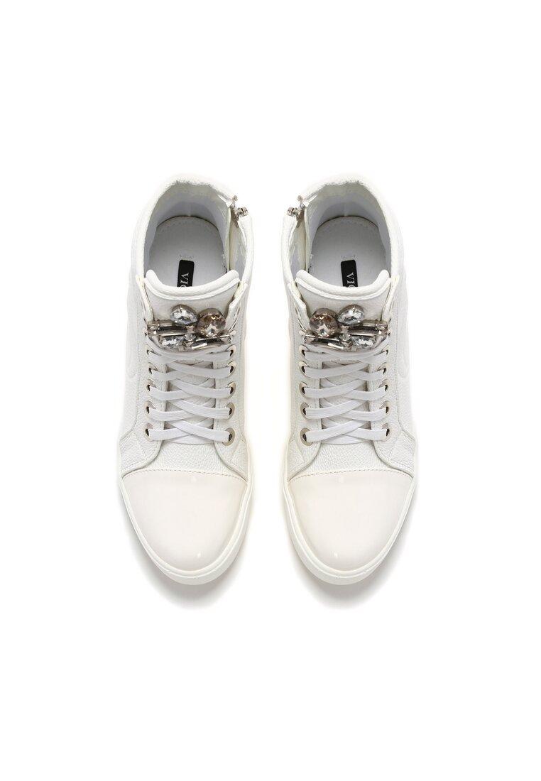 Białe Sneakersy Lumen