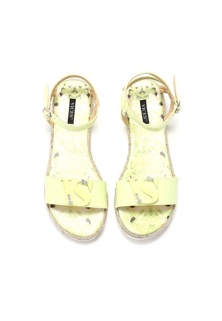 Zielone Sandały Hiraeth
