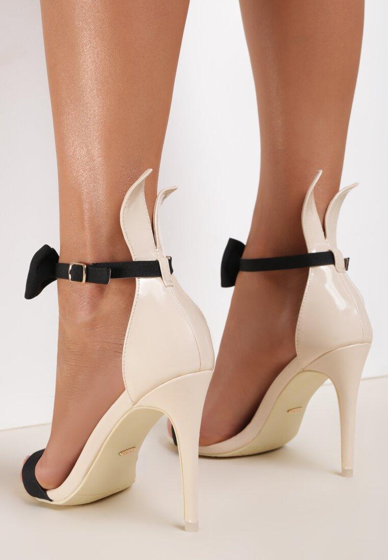 Beżowe Sandały Know You Want It